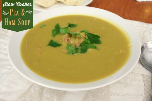 Slow Cooker Pea and Ham Soup 500px