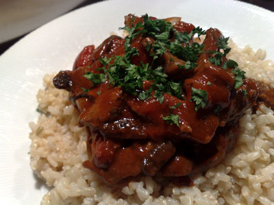 Quick Beef Goulash