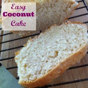 Easy Coconut Cake 600px