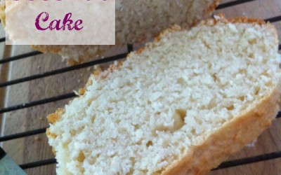 Easy Coconut Cake