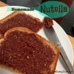 Homemade Nutella Recipe 600px