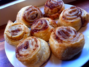 How To Make Perfect Puff Pastry Pinwheels