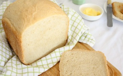 Basic Bread Machine Recipe & Tips for Success